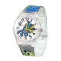 【迪士尼】怪獸大學手錶 (拍檔灰)
