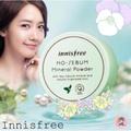 韓國 Innisfree 礦物質控油蜜粉 5g