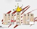 OPPO R9S PLUS 透明彩繪手機軟套 6吋 創意卡通保護套 手機殼