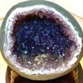 紫晶洞《鈦晶洞》