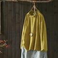 文藝蕾絲花瓣領純棉長袖T恤內搭上衣-設計所在