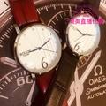 𣾏美專賣韓國美妝飾品正生純銀包包玩具(BOLUN平價皮帶手錶-咖啡/黑)錶盤直徑約3cm