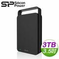 Silicon Power 廣穎 Steam S06 3TB 3.5吋 USB3.0 外接硬碟