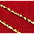 純金9999 黃金項鍊 好運旺旺來 5.07錢重 送禮大方 紀念禮物 純金項鍊 好運旺旺來 鳳梨鍊