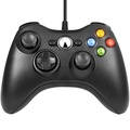 Prodico Xbox 360 Wired Controller Game Controller Joysticks for Windows & Xbox 360 Console (Black) - intl