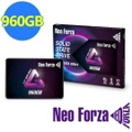 Neoforza 凌航 NFS01 960GB 2.5吋SATAIII  SSD固態硬碟