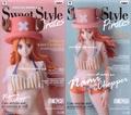 日版金證 G&G Sweet Style Pirates -NAMI- 娜美 喬巴帽 一套兩款 海賊王 公仔 Nami Style by Chopper
