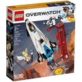 LEGO 樂高 75975 捍衛者基地 直布羅陀 Overwatch 鬥陣特攻 < JOYBUS >