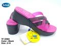 รองเท้าScholl รองเท้าสกอลล์ รองเท้าแตะผู้หญิง Scholl รุ่น Cindy 1F-2384