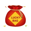 Banggood Lucky Bag with 2Pcs Storage Bag