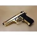 < WLder > WE M9 貝瑞塔 全金屬 瓦斯槍-鍍金版 (BB槍BB彈玩具槍直壓槍警用軍用WE M92 1