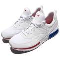 現貨NEW BALANCE 574 MS574 MS574SCN 白藍紅 NMD配色 復古慢跑鞋 男女鞋現貨