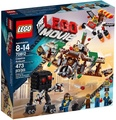 大黑玩具 LEGO 樂高 The Lego Movie 樂高玩電影 70812