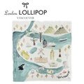 【Loulou lollipop】加拿大 竹纖維透氣包巾120x120cm-加拿大溫哥華