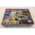 LEGO 7590 Woody and Buzz to the Rescue