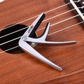 Aroma AC-21 Ukulele capo Zinc alloy material Capo exclusive for ukulele