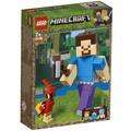 【積木兄弟】Lego 21148 正版全新樂高 Minecraft 麥塊系列 史帝夫與鸚鵡