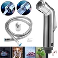 Handheld Shower Head Douche Toilet Bidet Spray Wash Jet Shattaf Set 2 Functions