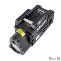 【KUI】25331 -- SP款 紅雷射+ LED【黑色】強光戰術槍燈
