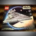 正版樂高LEGO 全新未拆盒 初版 16年前購入收藏至今  星際大戰Star Wars 10030絕版帝國驅逐艦