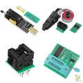 ❤SG❤ EEPROM BIOS USB Programmer CH341A SOIC8 Clip 1.8V Adapter SOIC8 Adapter