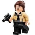 Lego 樂高 星際大戰 人偶 Qira sw920 含武器 75212