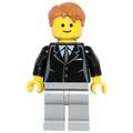[凱莉媽]LEGO 10251 銀行人偶 銀行秘書
