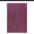 二手Ikea Laborg 短毛紫色地毯