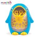 【munchkin】企鵝造型洗澡吹泡泡機