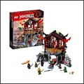 [LEGO]Ninjago Temple of Resurrection 70643 / Block Assembly / Assembly Toy / Children Toy / Block