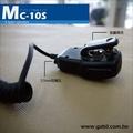 【中區無線電 對講機】MC-10S 金屬背夾 手持麥克風 托咪 ICOM IC-W32 IC-91A IC-90A