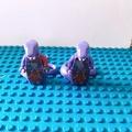 樂高 旋風忍者 紫蛇