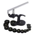 13 PCS Watchmaker Watch Press Tool Set Easy Press Watch Back Case Repair Tool - intl