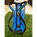 【快捷單車】GIANT AIRWAY LITE 超輕量碳纖維水壺架 黑藍
