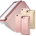COLORS Apple iPhone 7 / i7 4.7吋 法式浪漫裸背皮套