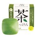 【CLOVER】保濕洗顏皂(茶香) 80g-日藥本舖