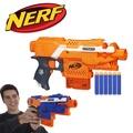 NERF-菁英系列-殲滅者自動衝鋒槍(橘紅款)