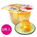 盛香珍綜合水果多果實果凍180gX6杯入(組)
