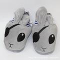 【情緣】海盜兔家居毛絨棉鞋 黑執事夏爾動漫卡通周邊兔子可愛情侶拖鞋