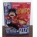海賊王 魯夫 造型王 頂上決戰 Vol.4 BWFC