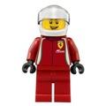 LEGO 樂高 75908 法拉利2號 賽車手 單人偶 全新 Ferrari 458 GT2