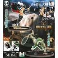 鯨魚屋 日版 海賊王 SCultures 造型王 頂上決戰 Vol.3 多雷古 多爾頓 一套兩款