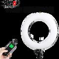 ▶現貨九折⚫秒寄⚫免運⚫直播◀唯卓 VL-600T 專業環形補光燈