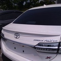@CX汽車精品@ALTIS 11 11.5 尾翼 壓尾 材質ABS