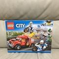 樂高 LEGO 60137 CITY 系列 拖吊車追捕行動