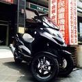 全新2015年 宏佳騰Aeon 3D-350 三輪傾斜車款 ( 出租 )
