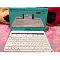 【Logitech 羅技】K480 多功能藍芽鍵盤