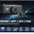 Hella dr820 car recorder camera