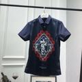 19夏裝新款-男裝   短袖T恤 ing  樣衣ㄍ