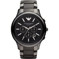 《EMPORIO ARMANI》亞曼尼手錶-Ar1451-精密陶瓷錶帶-錶現精品-原廠正貨